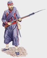 Zouave pontifical copie